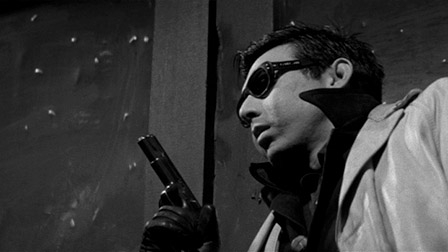Jo Shishido is a cool killer